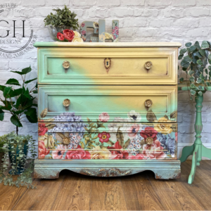 Summer Vibes Chest of Drawers